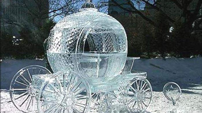 2015 Ice Sculpture Fest