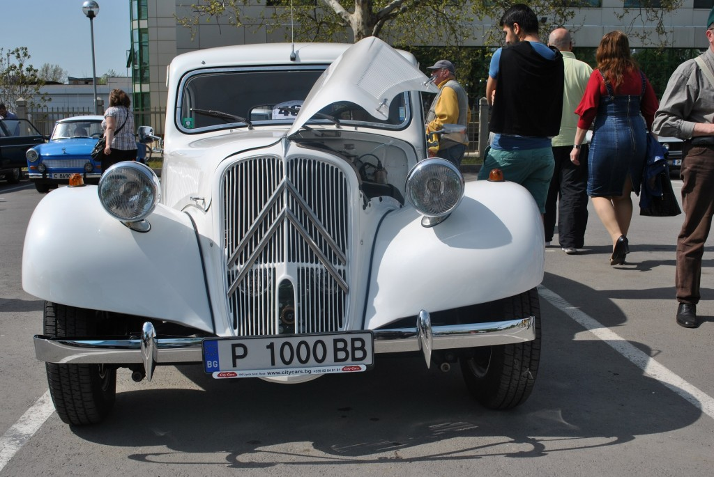 2015 Vintage Car Parade