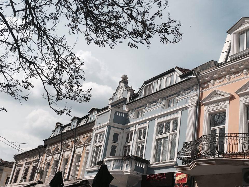 Building, Alexandrovska Str.